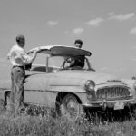 Škoda Felicia 1960 s laminátovou strechou