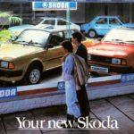 Škoda 105, 120, 130 prospekty