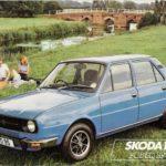Škoda 105 & 120 prospekty