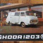 Škoda 1203 prospekty