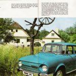 Škoda 100 prospekty