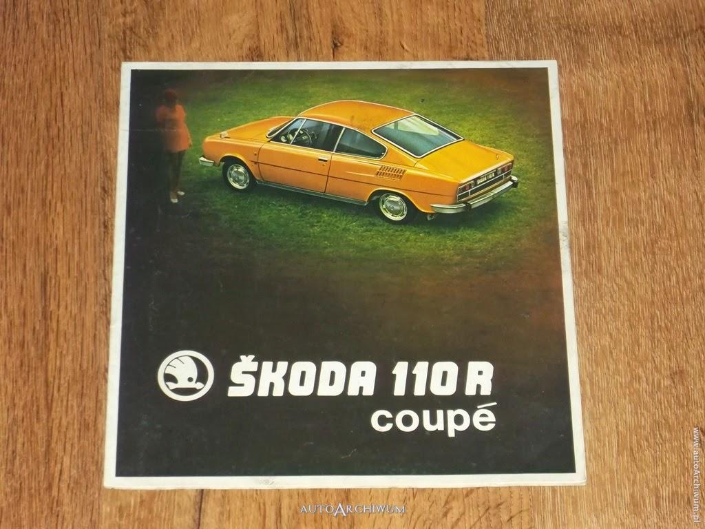 skoda-s-100-prospekty-francuzsky-skoda-110r-coupe-oranzova